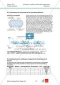 Abituraufgaben Niedersachsen eA-2011-I:Erschließen von stoffwechselphysiologischen Aspekten.Mit Arbeitsmaterial und Lösungen. Preview 2