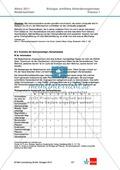 Abituraufgaben Niedersachsen eA-2011-I:Erschließen von evolutionsbiologischen Aspekten der Seerose.Mit Arbeitsmaterial und Lösungen. Preview 2
