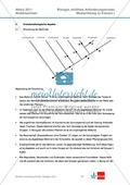 Abituraufgaben Niedersachsen eA-2011-I:Erschließen von evolutionsbiologischen Aspekten der Seerose.Mit Arbeitsmaterial und Lösungen. Preview 4