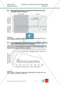 Abituraufgaben Niedersachsen 2012eA-I:Erschließen von stoffwechselbiologischen, evolutionsbiologischen, ökologischen und neurobiologischen Aspekten ausgewählter Wüstenorganismen.Mit Arbeitsmaterial und Lösungen. Preview 3