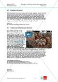 Abituraufgaben Niedersachsen 2012eA-I:Erschließen von stoffwechselbiologischen, evolutionsbiologischen, ökologischen und neurobiologischen Aspekten ausgewählter Wüstenorganismen.Mit Arbeitsmaterial und Lösungen. Preview 6
