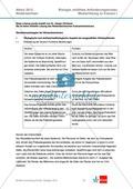 Abituraufgaben Niedersachsen 2012eA-I:Erschließen von stoffwechselbiologischen, evolutionsbiologischen, ökologischen und neurobiologischen Aspekten ausgewählter Wüstenorganismen.Mit Arbeitsmaterial und Lösungen. Preview 7