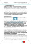 Abituraufgaben Niedersachsen 2012eA-I:Erschließen von stoffwechselbiologischen, evolutionsbiologischen, ökologischen und neurobiologischen Aspekten ausgewählter Wüstenorganismen.Mit Arbeitsmaterial und Lösungen. Preview 8