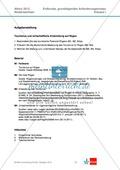 Abituraufgaben Niedersachsen 2012: Aufgaben und deren Musterlösungen zum Thema Tourismus und wirtschaftliche Entwicklung auf Rügen Preview 1