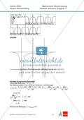 Abituraufgaben Baden-Württemberg 2009 - Mathematik Wahlteil I - 4 Aufgaben und deren Musterlösungen zum Thema Analysis. Preview 3