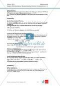 Abituraufgaben Baden-Württemberg 2011 - Mathematik Wahlteil III - 3 Aufgaben und deren Musterlösungen zum Thema Analysis. Preview 3