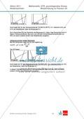 Abituraufgaben Niedersachsen 2011 - Mathematikaufgaben (2A) und deren Musterlösungen zu den Themen Stochastik und Analytische Geometrie auf grundlegendem Niveau. Preview 6