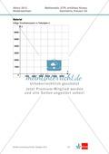 Abituraufgaben Niedersachsen 2012 - Mathematikaufgaben (3A) und deren Musterlösungen zum Thema Geometrie auf erhöhtem Niveau Preview 2