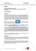 Abituraufgaben Baden-Württemberg 2009 - Musterlösung zu den Aufgaben zu einem Auszugs aus Maurice Bruézière's Roman