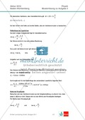 Abituraufgaben Baden-Württemberg 2010 Klausur II: Licht + Musterlösungen für die einzelnen Aufgabenteile Preview 4