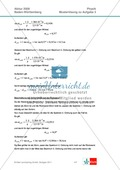 Abituraufgaben Baden-Württemberg 2009 Klausur III: Licht + Musterlösungen zu allen Aufgabenteilen Preview 6