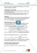 Abituraufgaben Baden-Württemberg 2009 Klausur III: Licht + Musterlösungen zu allen Aufgabenteilen Preview 8