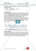 Abituraufgaben Baden-Württemberg 2009 Klausur III: Licht + Musterlösungen zu allen Aufgabenteilen Preview 9