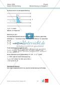 Abituraufgaben Baden-Württemberg 2009 Klausur II: Magnetismus + Musterlösungen zu den einzelnen Aufgabenteilen Preview 8