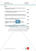 Abituraufgaben Baden-Württemberg 2009: Nationalsozialismus-Quelleninterpretation, Darstellung und Erörterung zu den Entwicklungslinien vom Kaiserreich zum Nationalsozialismus, der Rolle der SPD und dem Machtgewinn Hitlers. Mit Quellen und Musterlösungen. Preview 4