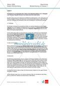 Abituraufgaben Baden-Württemberg 2009: Nationalsozialismus-Quelleninterpretation, Darstellung und Erörterung zu den Entwicklungslinien vom Kaiserreich zum Nationalsozialismus, der Rolle der SPD und dem Machtgewinn Hitlers. Mit Quellen und Musterlösungen. Preview 7