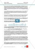 Abituraufgaben Baden-Württemberg 2009: Nationalsozialismus-Quelleninterpretation, Darstellung und Erörterung zu den Entwicklungslinien vom Kaiserreich zum Nationalsozialismus, der Rolle der SPD und dem Machtgewinn Hitlers. Mit Quellen und Musterlösungen. Preview 9