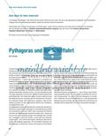 Von Kollegen für Kollegen: Pythagoras und die Schifffahrt Preview 1