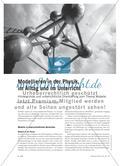 Modellieren in der Physik, im Alltag und im Unterricht - Hintergründe und unterrichtliche Orientierung zum Thema Modelle Preview 1