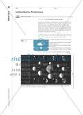 Mondphasen und Finsternisse - Beispiel eines kompetenzorientierten Vorgehens im Anfangsunterricht Physik Preview 5