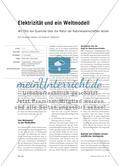 Elektrizität und ein Weltmodell - Mit Otto von Guericke über die Natur der Naturwissenschaften lernen Preview 1