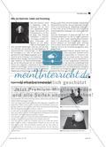 Elektrizität und ein Weltmodell - Mit Otto von Guericke über die Natur der Naturwissenschaften lernen Preview 2