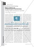 Robert A. Millikan und die Bestimmung der Elementarladung - Historische Aspekte eines klassischen Experiments Preview 1