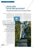 Religion-Ethik, Religion, Gott, Begegnungen mit Gott in der Bibel, die bibel, Martin Luther