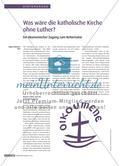 Ein ökumenischer Zugang zum Reformator Preview 1