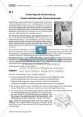 Berufswünsche und erste Bewerbungstipps: Übungen + Hinweise + Erwartungshorizont Preview 2
