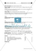 Wolfgang Amadeus Mozart – ein Lernzirkel Preview 3