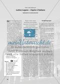 Latine Legere – Capire L´italiano - Italienisch im Lateinunterricht Preview 1