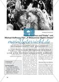 """Ovids Pyramus und Thisbe und Michael Hoffmans Film """"A Midsummer Night's Dream"""" Preview 1"""