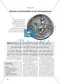 Münzen und Inschriften in der Lehrbuchphase Preview 1