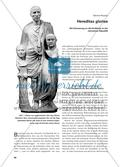 Hereditas gloriae - Die Erinnerung an die Vorfahren in der römischen Republik Preview 1