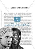 Caesar und Alexander Preview 1