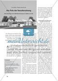 Am Puls der Varusforschung - Eine Exkursion zum LWL-Römermuseum in Haltern am See Preview 1