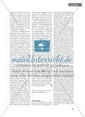 Die Verbindung von Texterschließung, Einführung eines neuen grammatischen Stoffs und Interpretation Preview 10