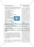 Die Verbindung von Texterschließung, Einführung eines neuen grammatischen Stoffs und Interpretation Preview 3