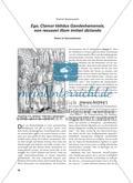 Ego, Clamor Validus Gandeshemensis, non recusavi illum imitari dictando - Terenz im Nonnenkloster Preview 1