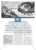 """""""Ein großes Wunder ist der Mensch"""" - Pico della Mirandolas philosophische Begründung der Menschenwürde Preview 1"""