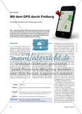 Das Aufsuchen von Koordinaten mit dem GPS-Gerät Preview 1