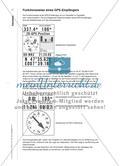 Das Aufsuchen von Koordinaten mit dem GPS-Gerät Preview 6
