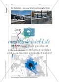 Glattalbahn - Erkundung der Verkehrserschließung von Zürich Nord durch Handlung, bildhafte Vorstellung und symbolische Darstellung Preview 6