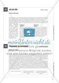 Raus mit der Sprache! - 13 Verfahren zur Förderung der Sprechkompetenz Preview 8