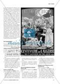 Eigen- und Fremdwahrnehmung des kolonialen Frankreichs - Bilder als Auslöser interkultureller Wahrnehmungsprozesse Preview 2