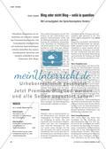 Französisch, Themen, Grammatik, Medien, Adjektiv, Internet, Komparativ, Motivation, Internetrecherche, Didaktik