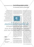 Sprachmittlungsaufgaben gestalten - Zum interkulturellen Potenzial von Sprachmittlung Preview 1