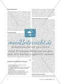 La grammaire en chansons - Inhaltliches Verstehen durch Spracharbeit fördern Preview 3