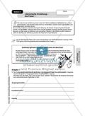 Literarische Erziehung: die Fabel. Arbeitsmaterial mit Erläuterungen Preview 1